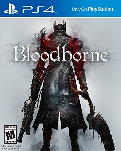 Bloodborne Bloodborne Game Bloodborne Ps4 Games