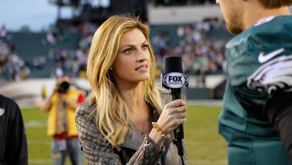 Sideline Reporter is a Job Fraught with Limitations Erin