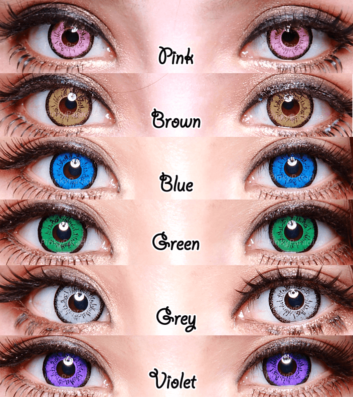 EOS Dolly Eye Series Color Contacts & Circle Lenses