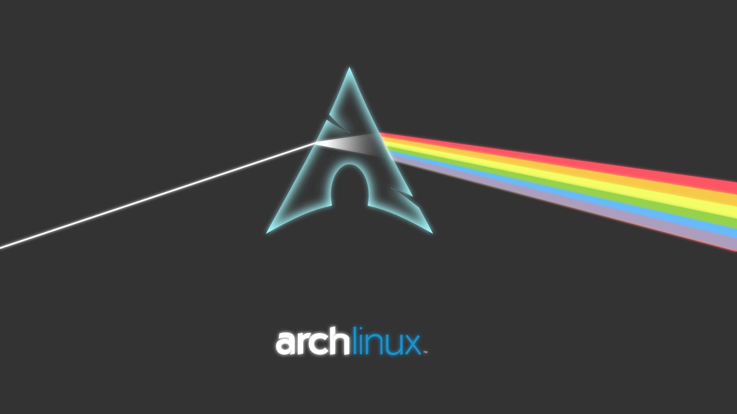 Arch Linux Pink Floyd Linux 2k Wallpaper Hdwallpaper Desktop Hd Wallpaper Neon Wallpaper Arch Linux