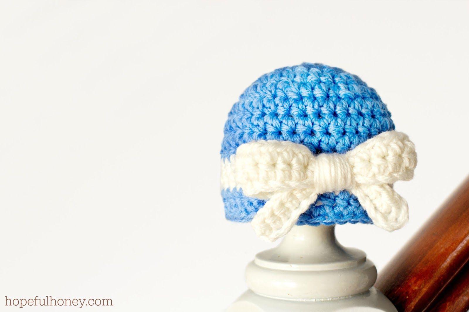 Craft, Crochet, Create | Gorros, Gorros para bebés y Recién nacidos