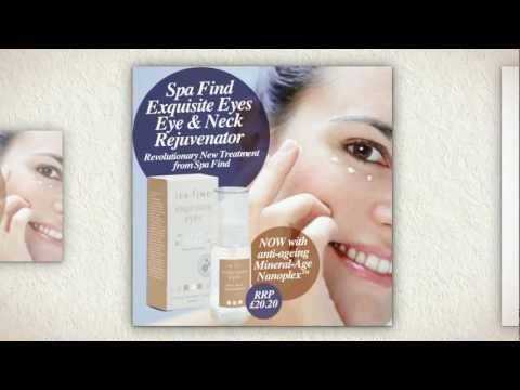 NEW! Spa Find Exquisite Eyes Eye & Neck Rejuvenator £20.20 http://www.youtube.com/watch?v=H71Xxx804X0#