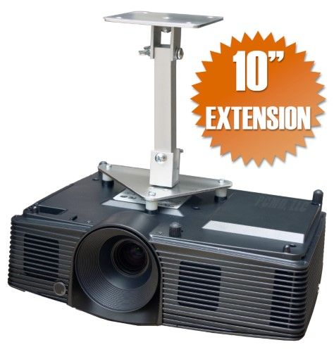 projector ceiling mount for epson powerlite pro cinema 1080 hqv