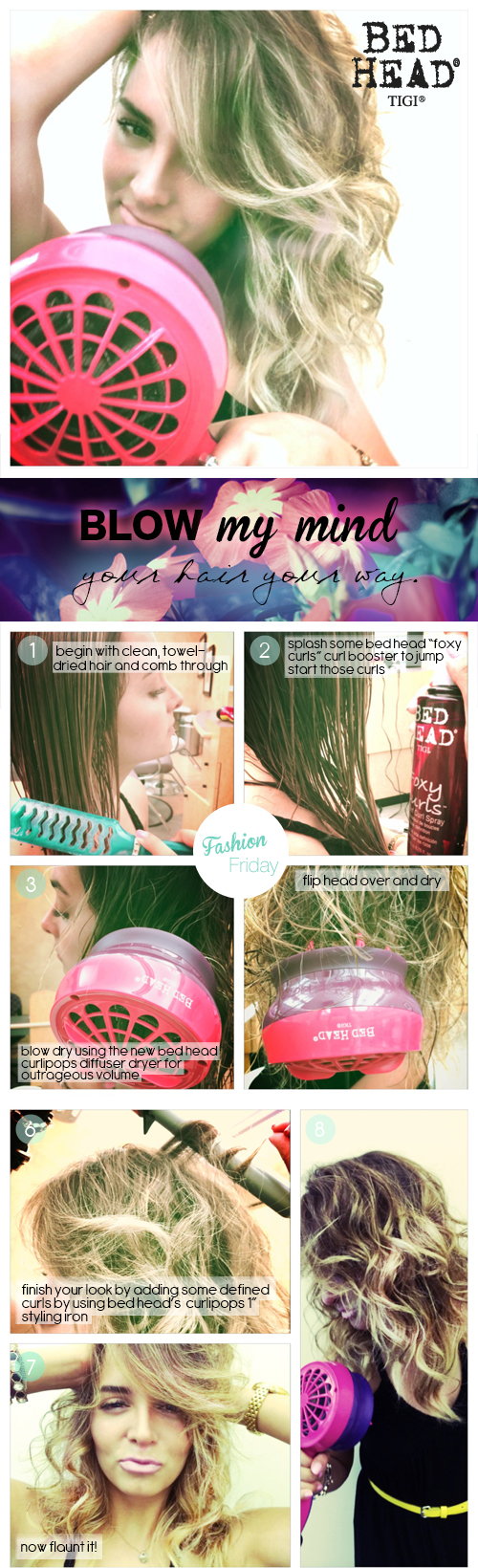 the new curlipops diffuser dryer will blow your mind! | how tos