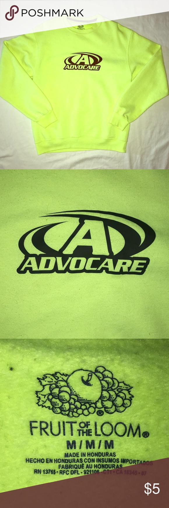 Advocare Sweatshirt Sweatshirts Sweatshirt Shirt Sweatshirts Hoodie