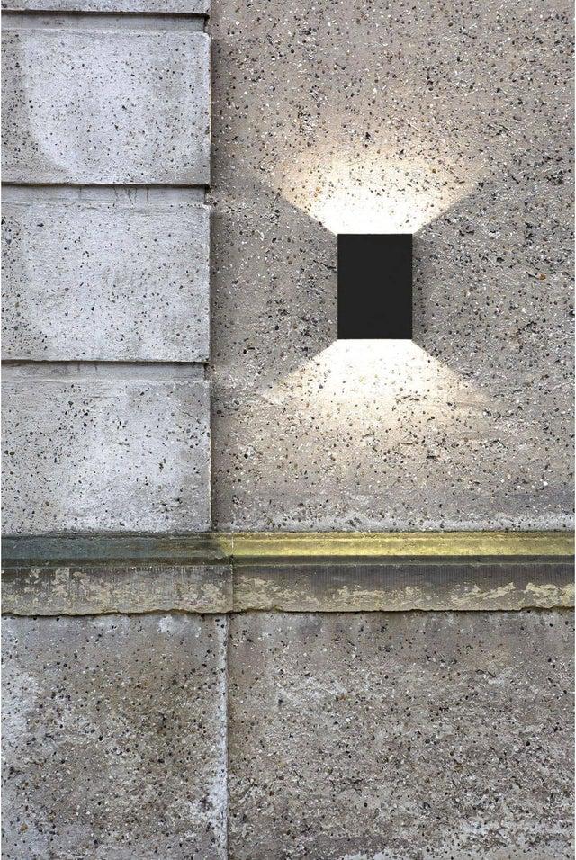 Applique Exterieure Led Integree Max 5w Noir Fold Nordlux Leroy Merlin Avec Images Eclairage Mural Applique Exterieur Led