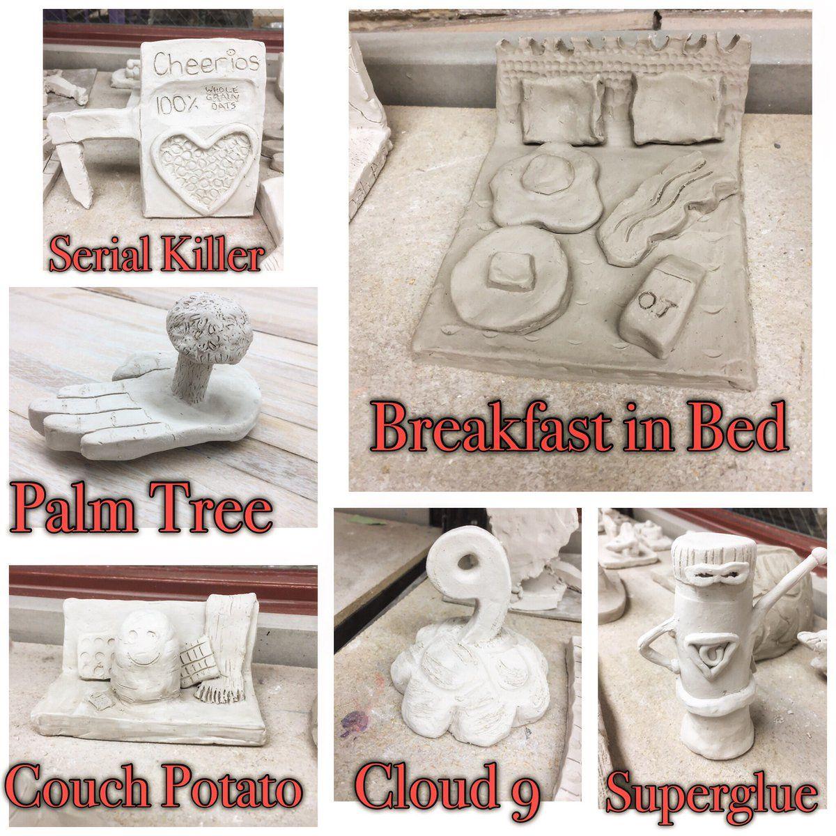 Xrdsart Ceramic Puns