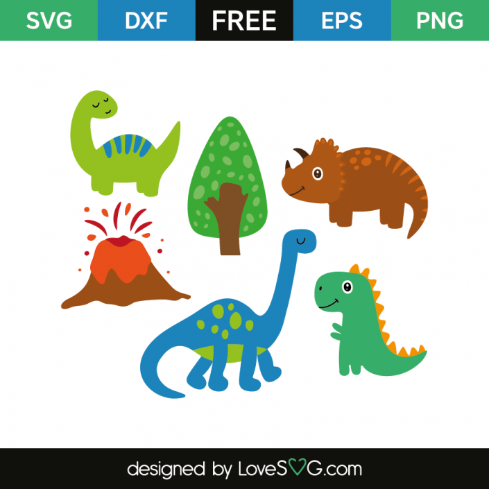 Download Dinosaurs Design | Dinosaur outline, Dinosaur design, Cricut
