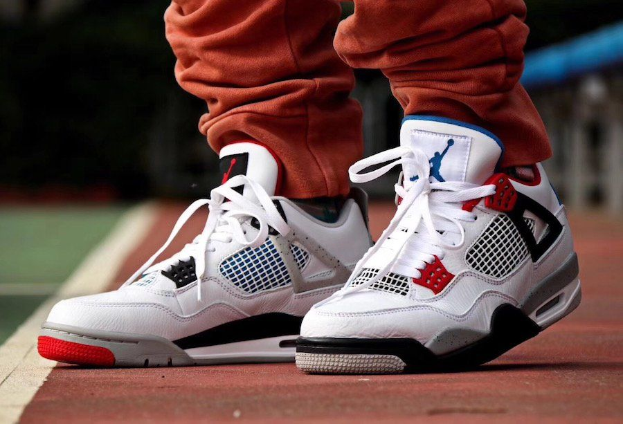ON FEET LOOK: 2019 Air Jordan 4