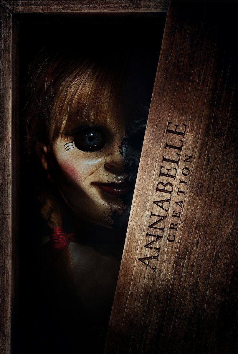 Annabelle 2 La Creation Du Mal Films Peliculas Gratis Hd Peliculas Completas Y Descargar Pelicula