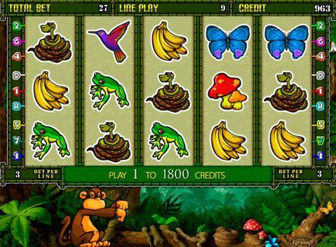 Игровые автоматы играть бесплатно и без регистрации обезьянки 2