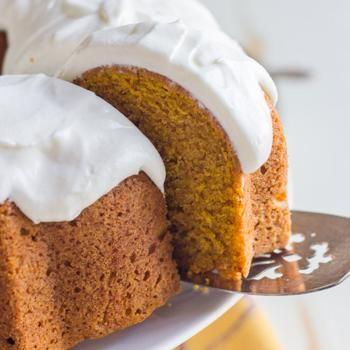 Pumpkin Spice Bundt Cake Recipe - Lovely Little Kitchen & ZipList
