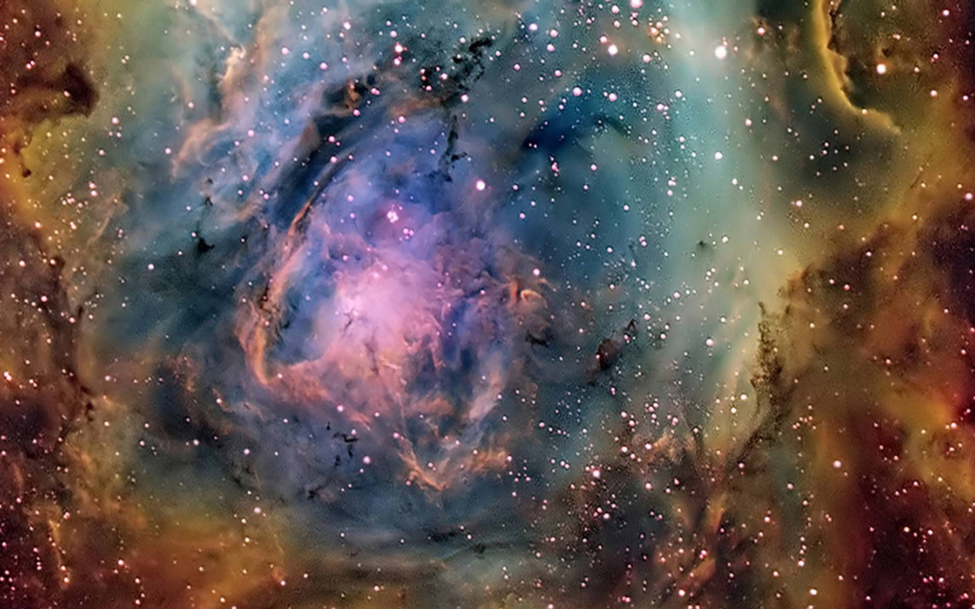 Space Stars Nebula The Universe Journey Wallpaper 1920x1200