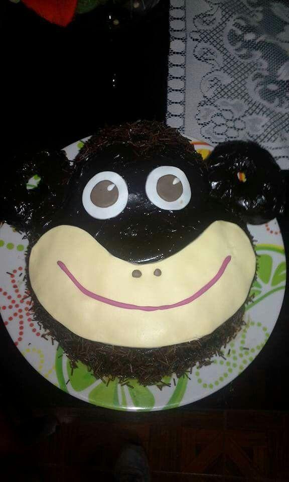 Torta minito de chocolate