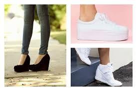 Resultado de imagen para zapatos ala moda de plataforma