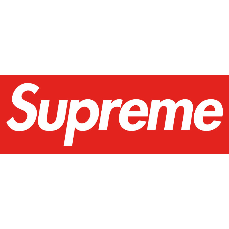 Supreme Font And Supreme Logo Supreme Logo Supreme Background Supreme