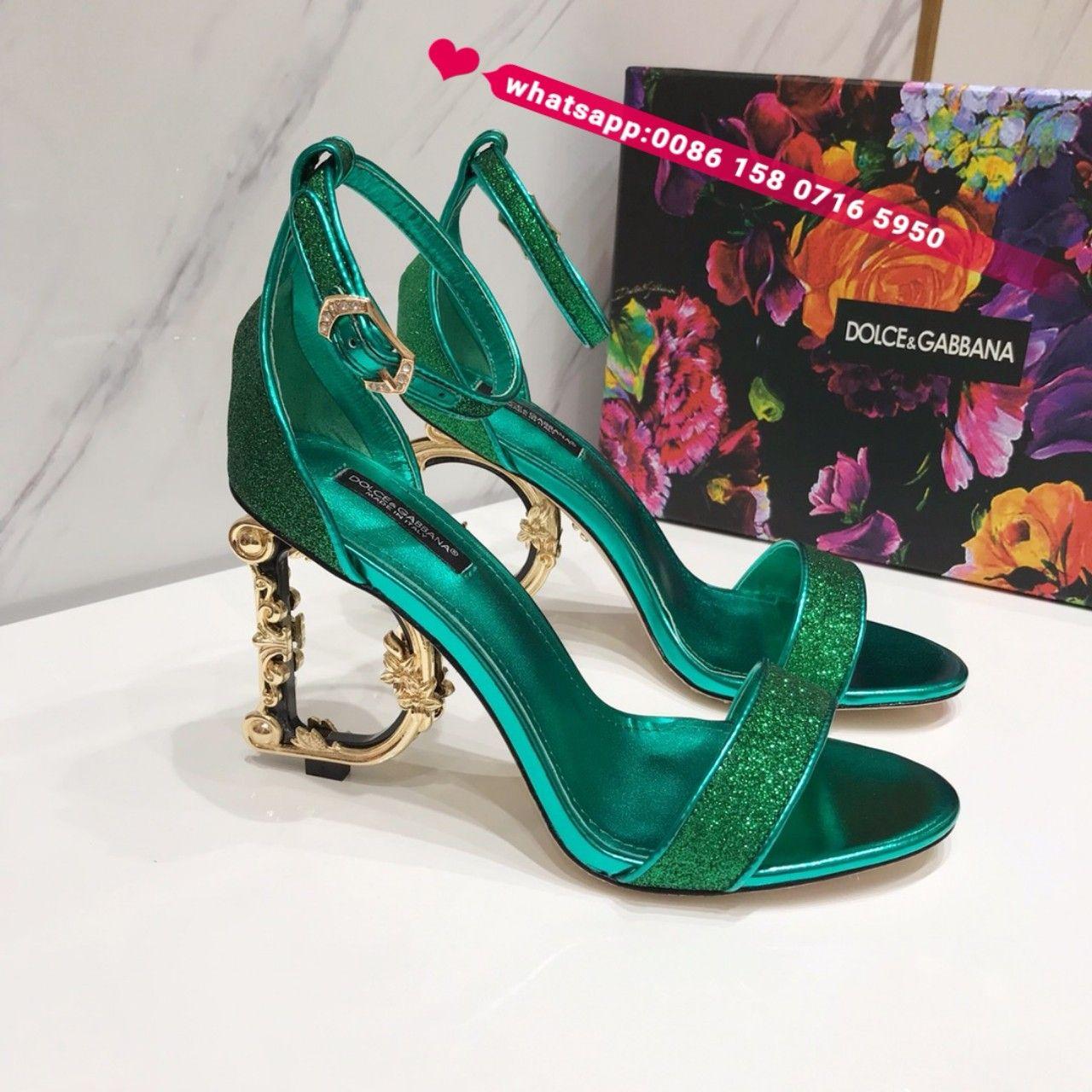 Dolce&gabbana high heels sandals shoes Heels, High heels