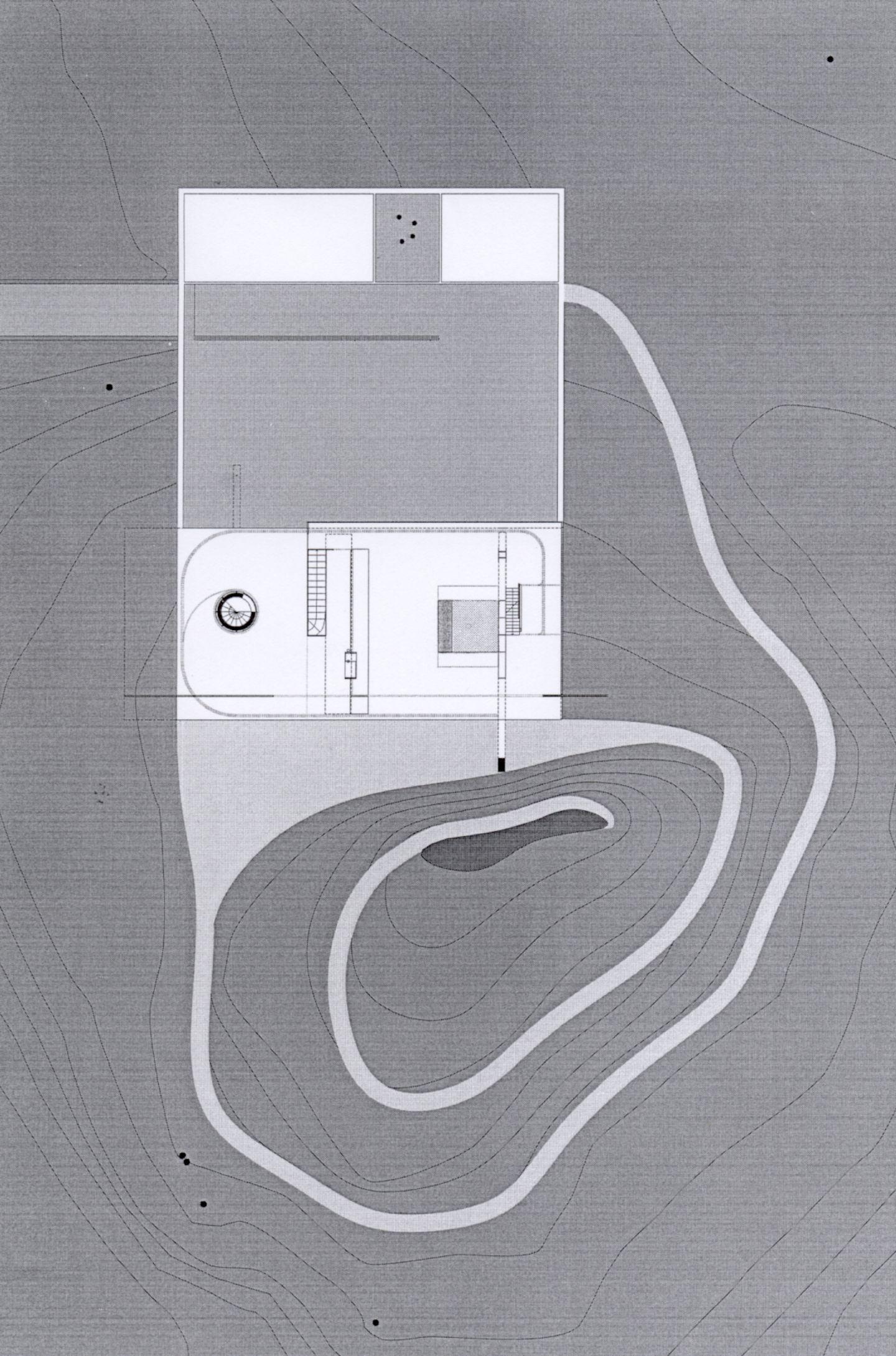 Rem koolhaas villa dall ava paris france 1991 atlas of - Oma Office Of Metropolitan Architecture Maison Bordeaux Divisare Rem Koolhaastechnical