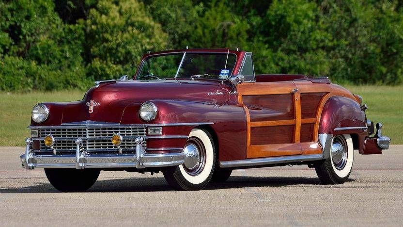 1946 Chrysler Convertible