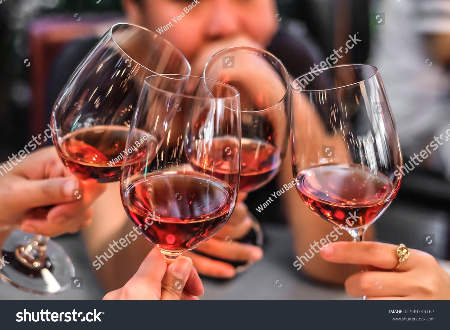 People Drink Wine Enjoy To Night Business People Party Celebration Success Concept Ad Affiliate Enjoy Night Wine In 2020 Wine Drinks Business Stock Photos Wine