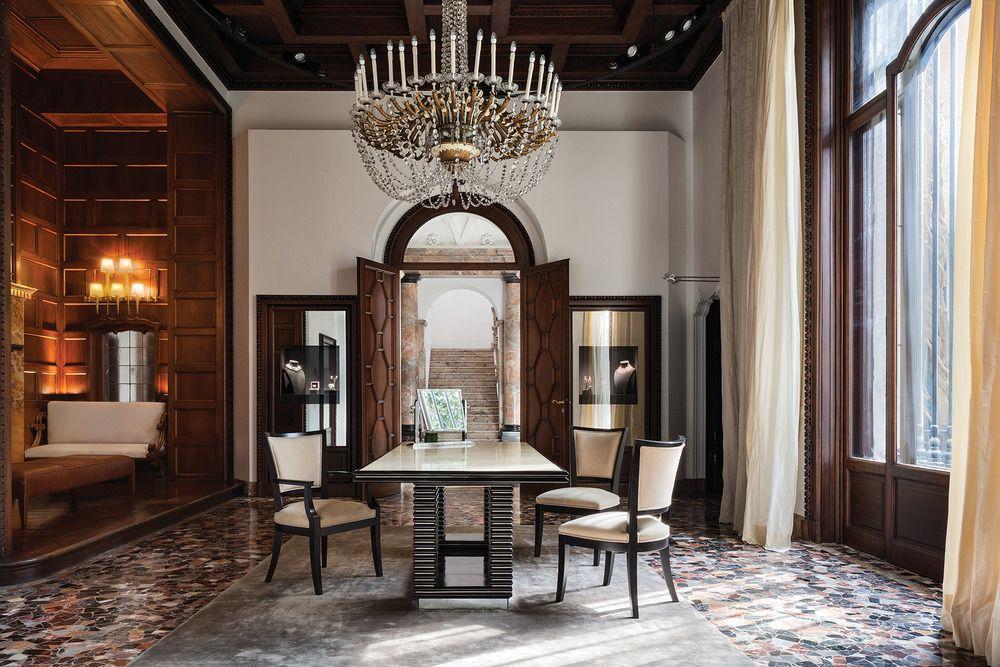 Piero portaluppi architetto villa alberto zanoletti via mozart 9 milano floors pinterest - Architetto interni milano ...