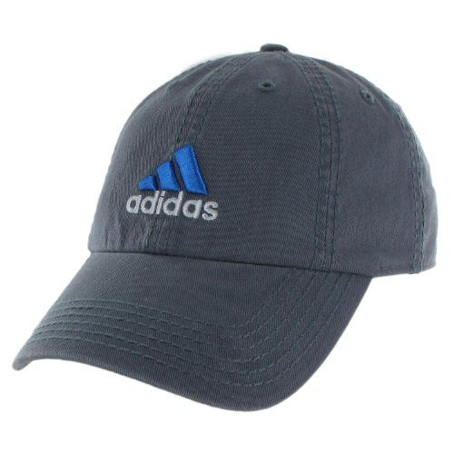 711881453 adidas Men's Weekend Warrior Cap (LEAD/BLAST BLUE/LIGHT ONIX, One Size