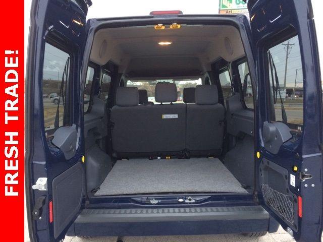 2011 Ford Transit Connect Xlt Premium Van Ford Transit Van