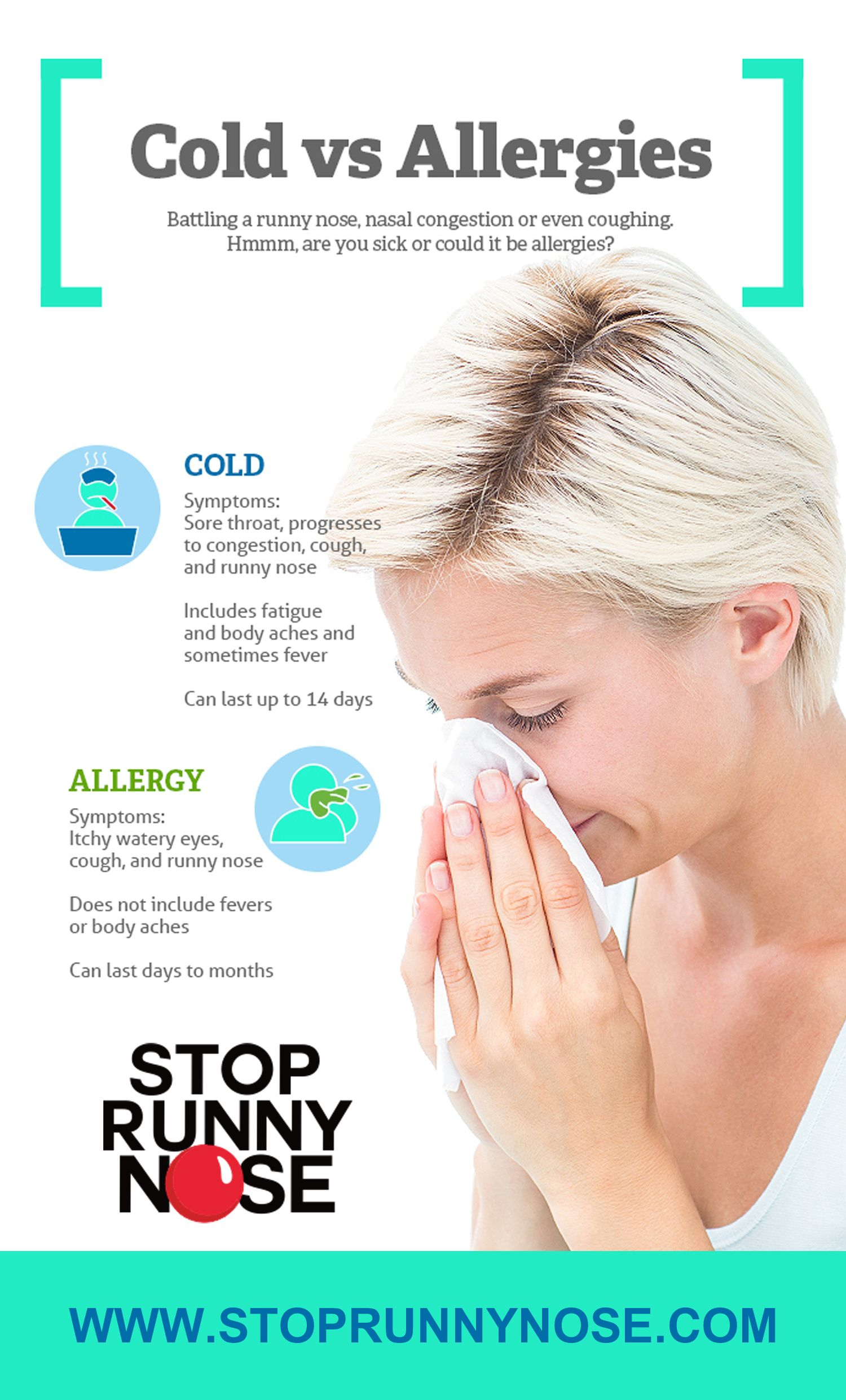 How To Stop A Runny Nose Natural Ways And Home Remes