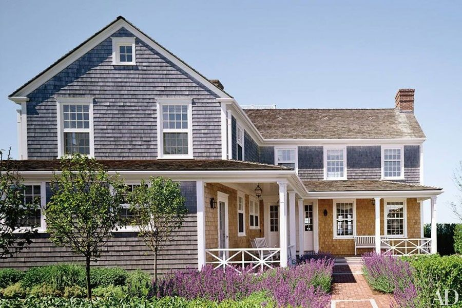 Spectacular Homes On Nantucket And Martha S Vineyard Architectural Digest In 2020 Nantucket Style Homes Nantucket Home Colonial Exterior