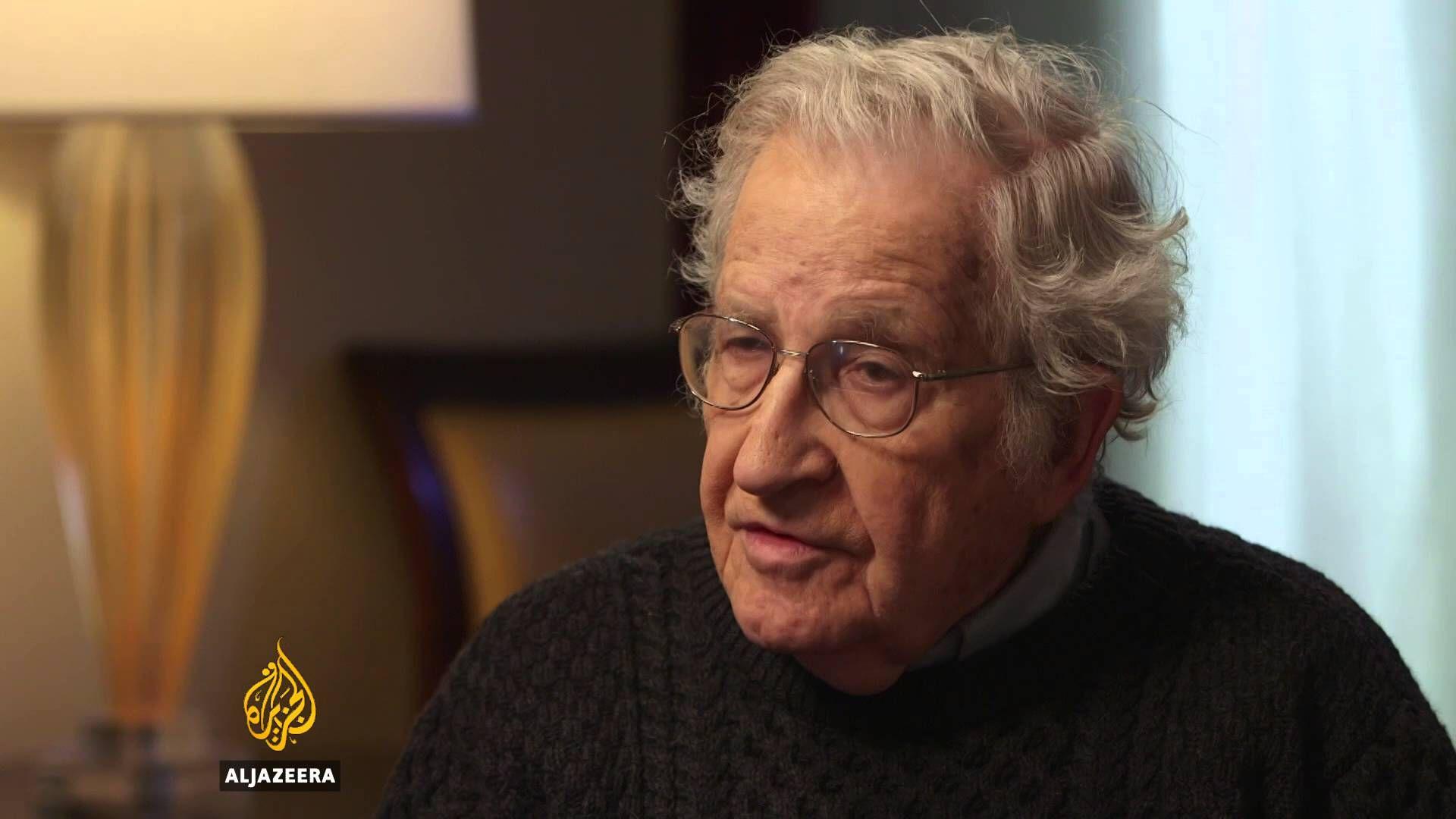 Pls RP: #YouTubeBERNS UpFront - Noam Chomsky on Clinton vs Sanders