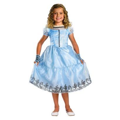 Girlu0027s Alice in Wonderland - Alice Costume Target  sc 1 st  Pinterest & Girlu0027s Alice in Wonderland - Alice Costume Target   Halloween ...