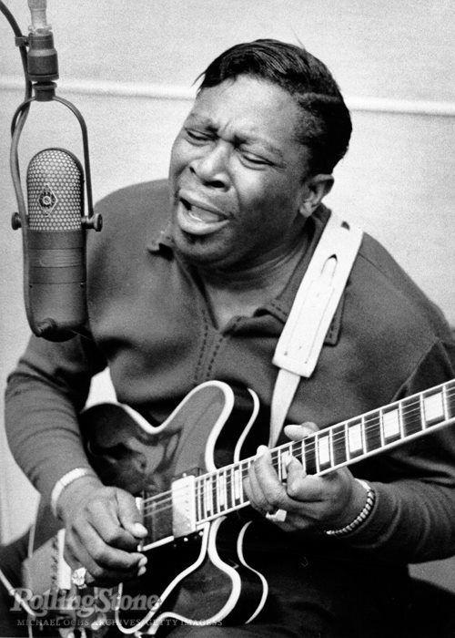 BB King - #Blues #Legend