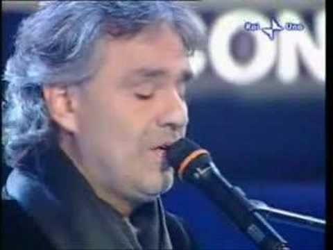 El Silencio De La Espera Andrea Bocelli Canciones Musica