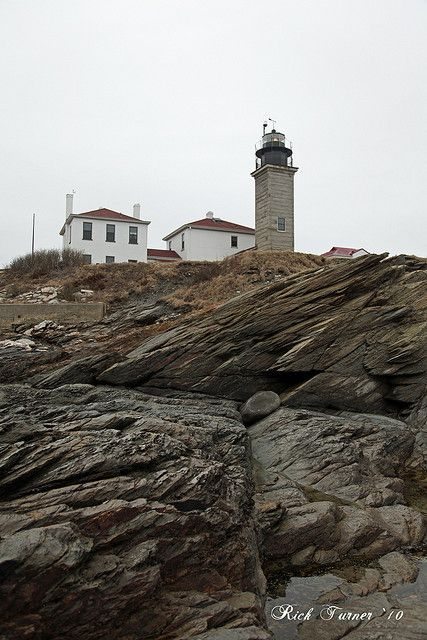 cool Beavertail Lighthouse, Rhode Island...