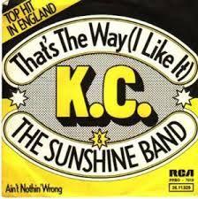 Resultado de imagen para K.C & THE SUNSHINE BAND