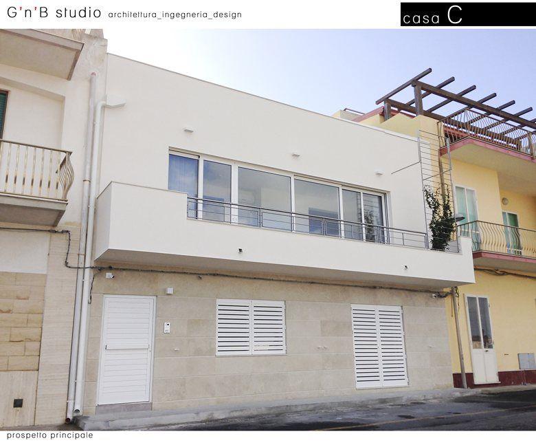 casa C, Marzamemi (Italy), 2015 - G'n'B studio