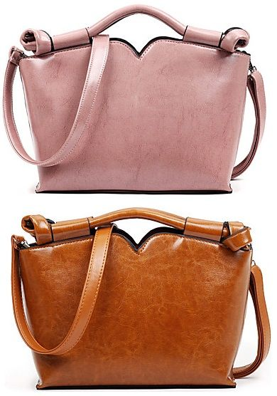 Loving the design from this cross body bag! Perfect to match with office clothes. Like it? Click for more details.