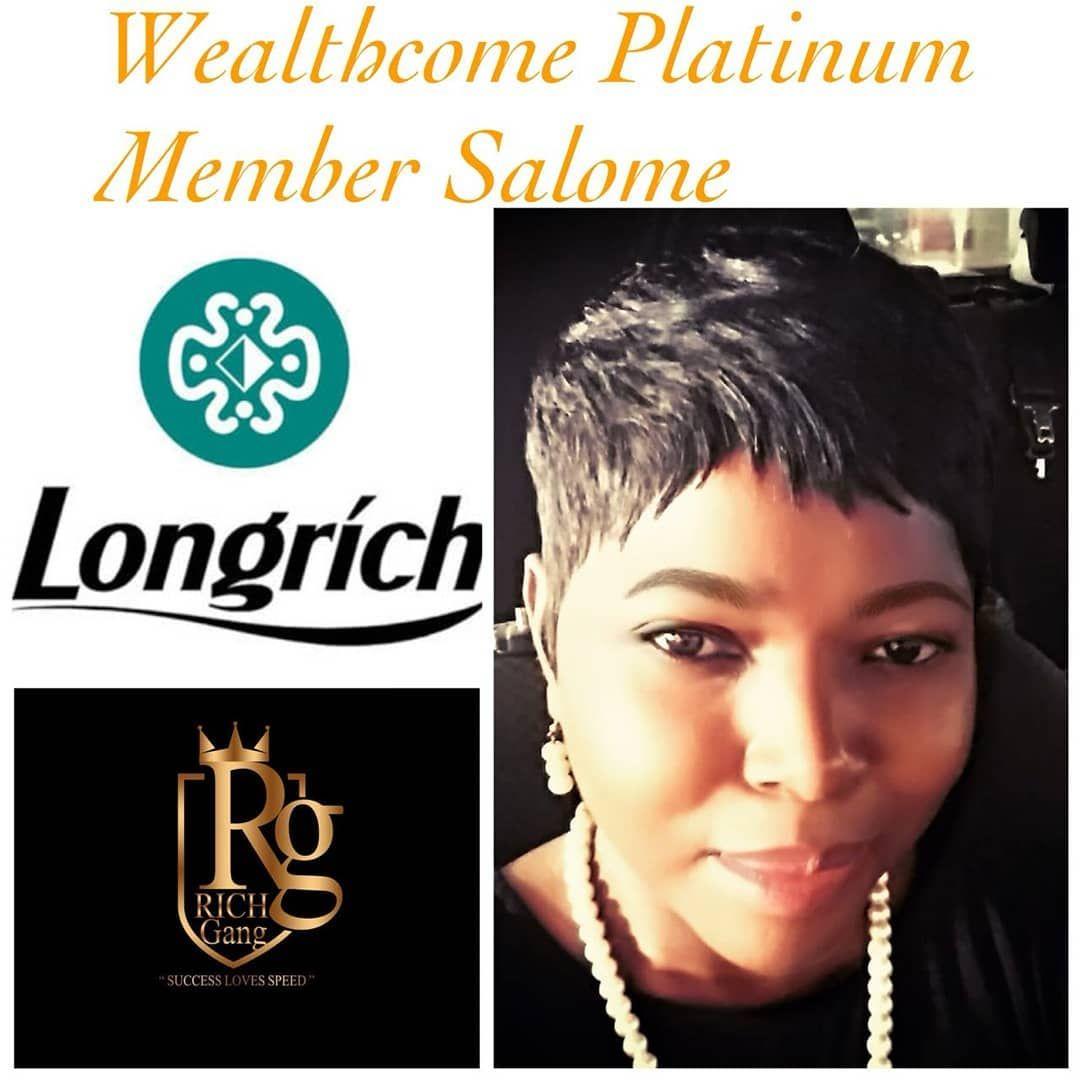 Pin by thandiwe thandeka on Longrich ️ ️ ️ Wealth