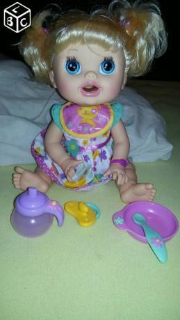 Poup 233 E Baby Alive Baby Alive Jeu Jouet Et Jeux