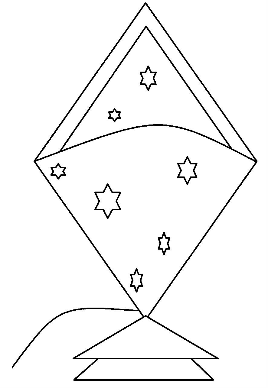 Kite Coloring Page And Word Tracing Frog Coloring Pages Apple