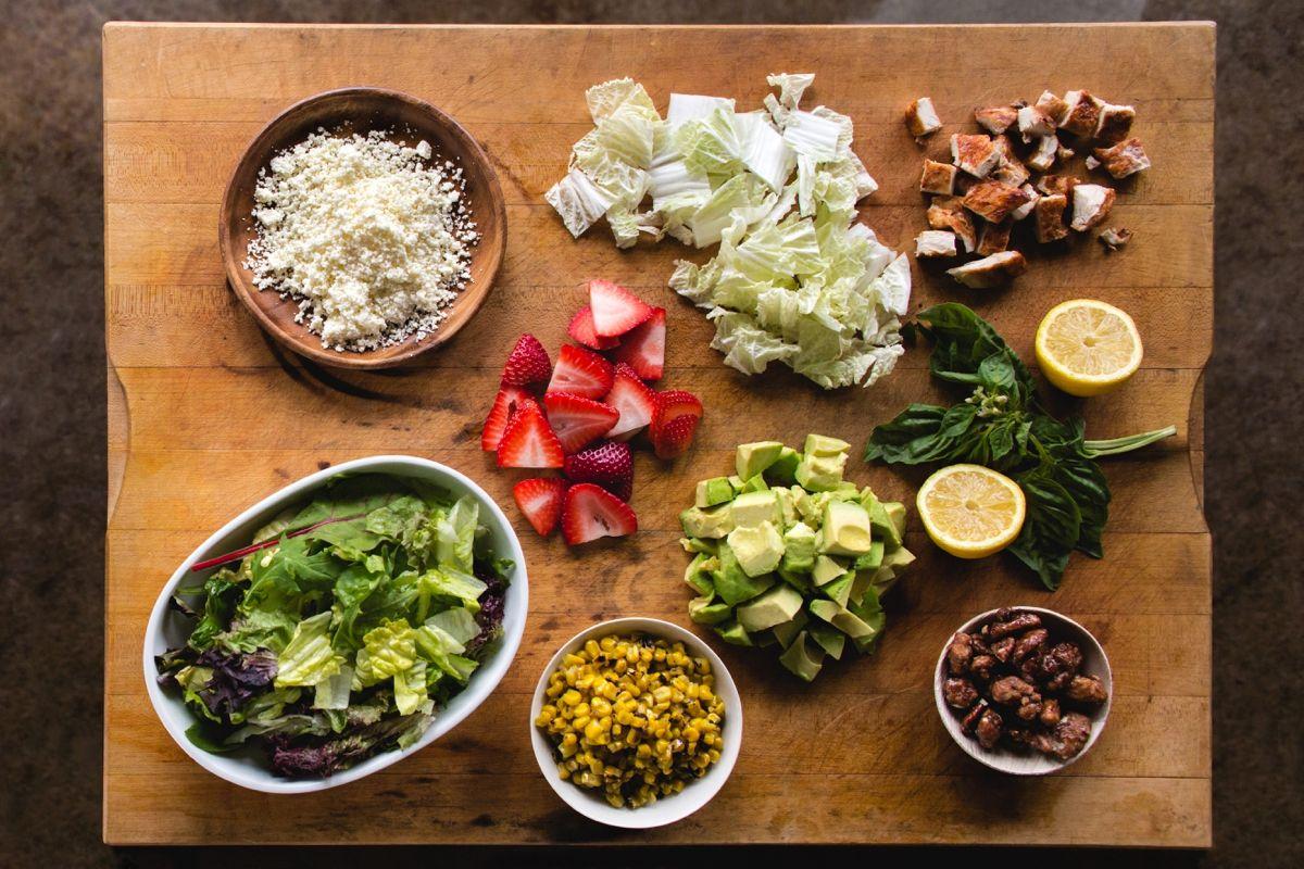 Piada Italian Street Food | Farmer's Market Salad ...