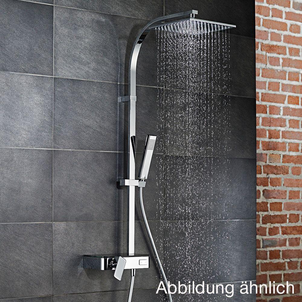 Hsk Aquaswitch Rs 500 Mix Shower Set Mit Kopfbrause B 250 H 2 T