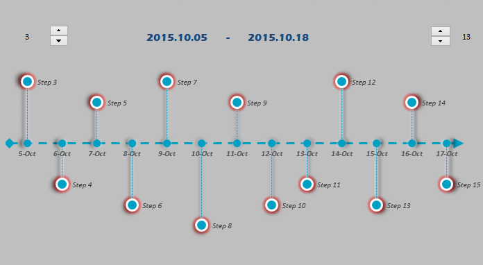 project timeline template our excel project timeline template is a