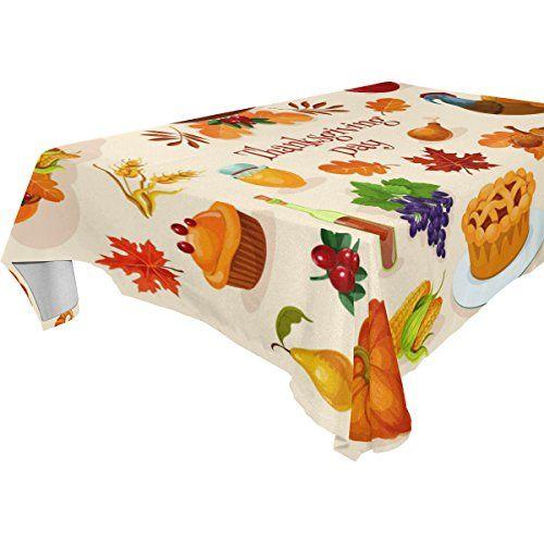 WOZO Rectangular Autumn Harvest Pumpkin Turkey Cake ...
