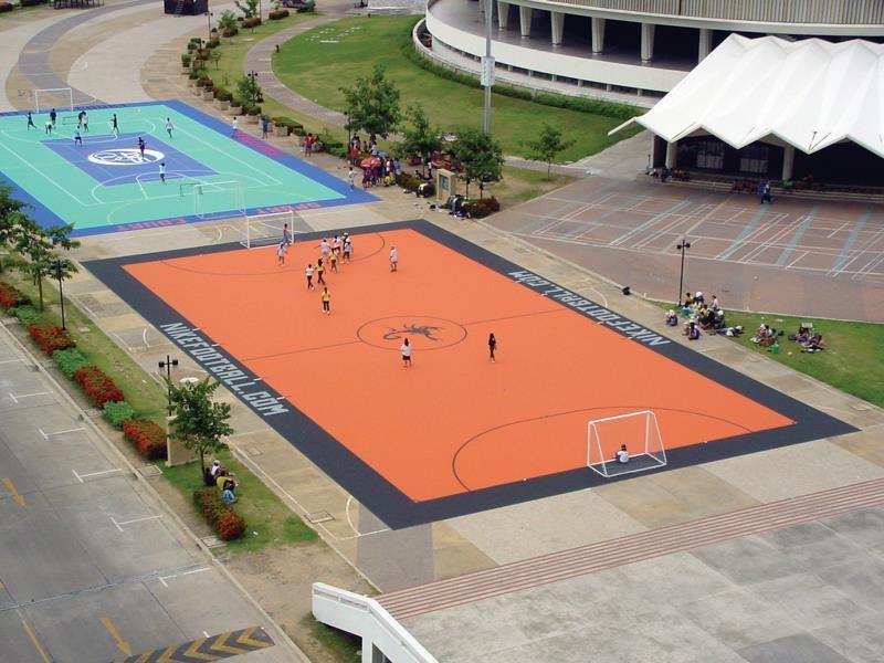 Futsal outdoor sports court sport court sports