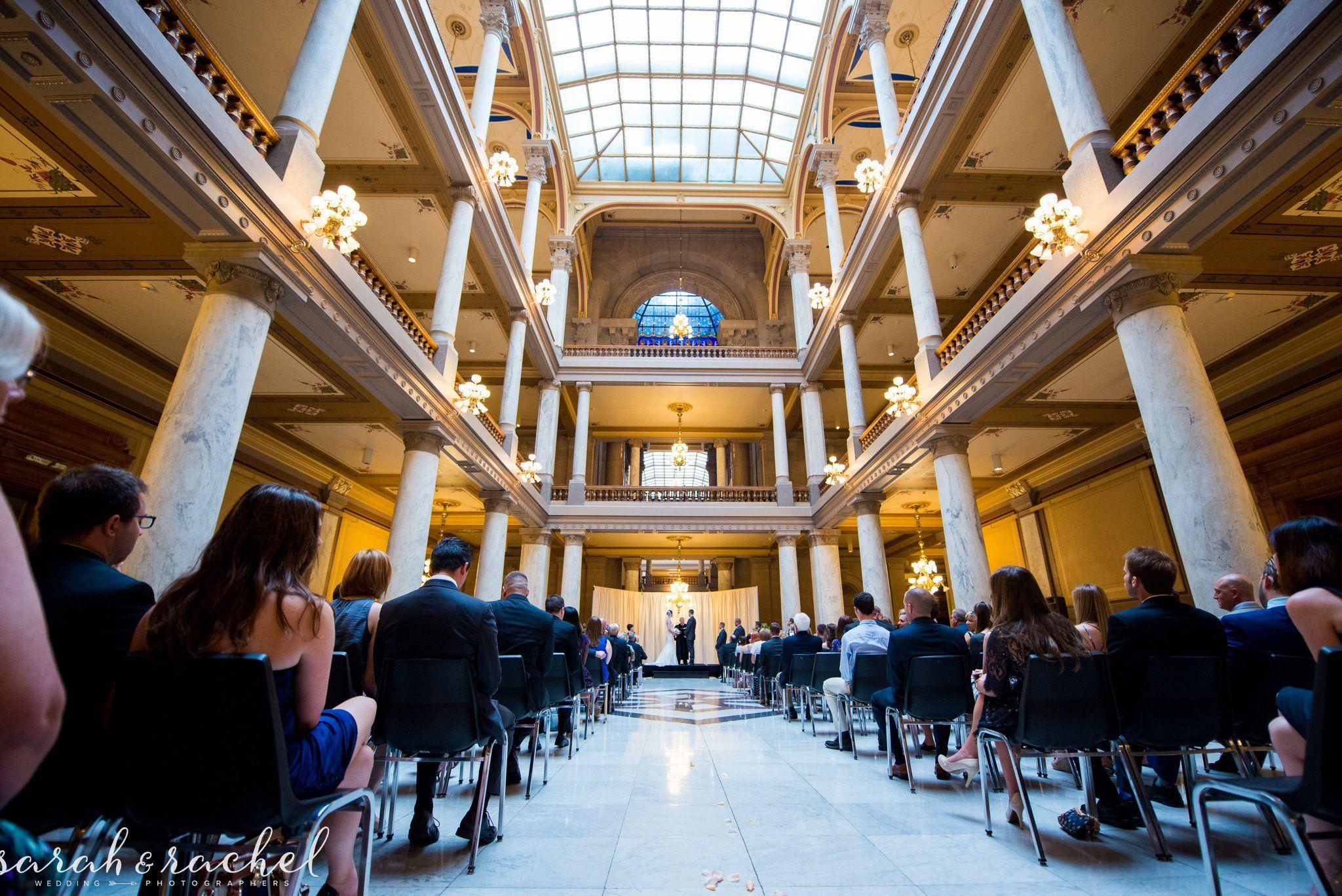 Indiana Statehouse Wedding Ceremony Indianapolis Photography Kevin And Veronica Www Sarahandrachel