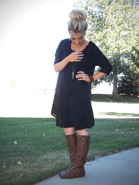 Stylin' Mommies: Simple in Black