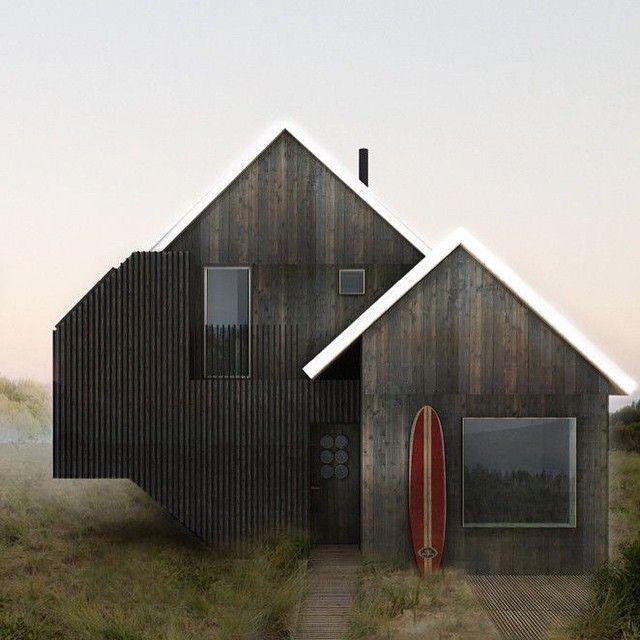 pin von christian artmann auf holzfassade schwarz pinterest architektur haus und. Black Bedroom Furniture Sets. Home Design Ideas