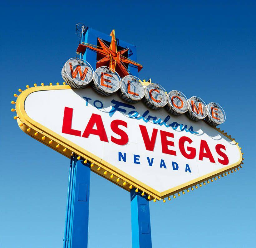 Viva Las Vegas! Kaikkihan tietävät, millainen paikka se on. Vai tietävätkö?