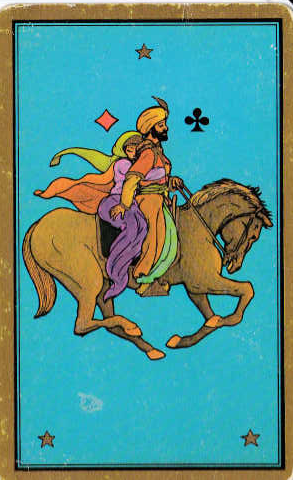 tarot amour persan